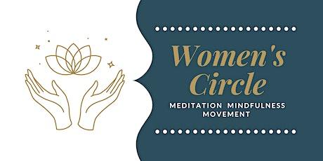 EMBODIED BALANCE:  Meditation, Mindfulness + Movement tickets