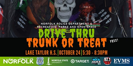 "Drive Thru Trunk or Treat / Desfile De Auto, ""Trunk or Treat"" tickets"