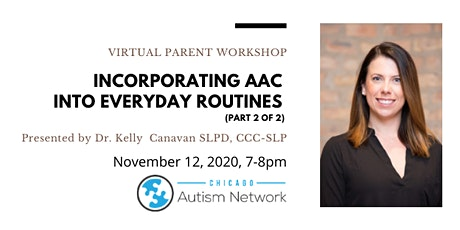 Autism Parent Workshop: Incorporating AAC into Daily Routines tickets