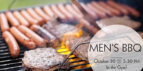 Men's Ministry Kickoff BBQ tickets