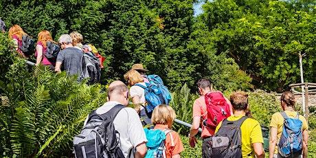 Sa,03.04.20 Wanderdate Ein Ausflug in den Exotenwald für 35-55J Tickets