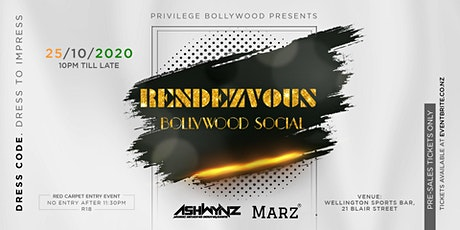 Rendezvous : Labour Sunday Bollywood Social tickets
