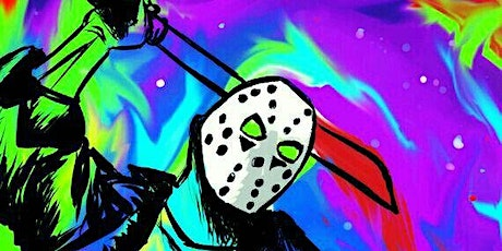$25 Fridays -- Scary Movies -- Paint and Sip tickets