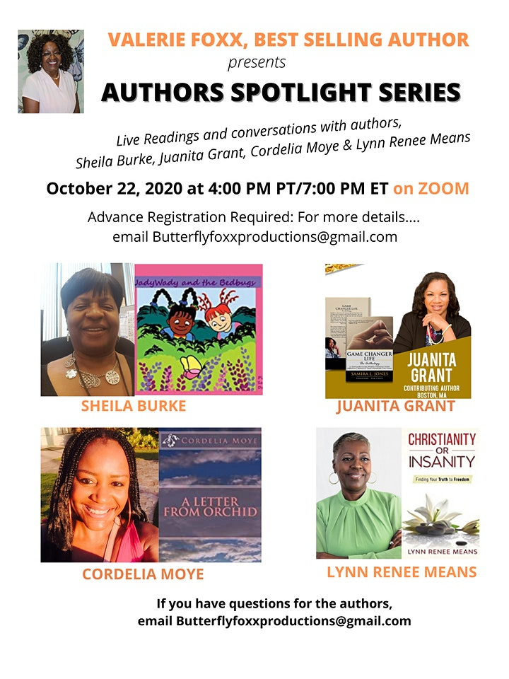 Authors Spotlight Series image