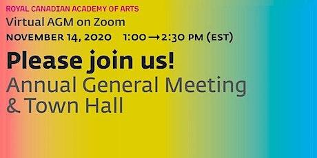 Annual General Meeting / Assemblée Générale Annuelle tickets