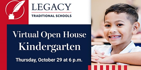 Gilbert Kindergarten Virtual Open House tickets