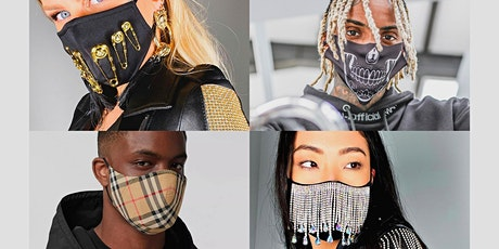 Suffolk Fashion- decorate your mask tickets