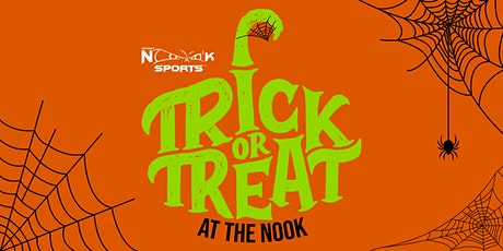 Trick or Treat at The Nook tickets