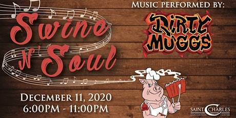 Swine N' Soul tickets