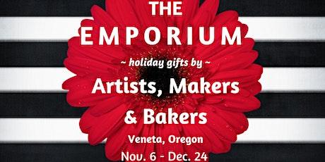 The Emporium, A Handmade Holiday Market in Veneta tickets