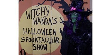 Witchy Wanda's Halloween Spooktacular Show at the Herter Amp - 2pm tickets