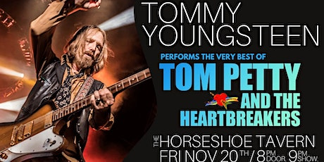 Tommy Youngsteen performs The very best of Tom Petty & the Heartbreakers tickets