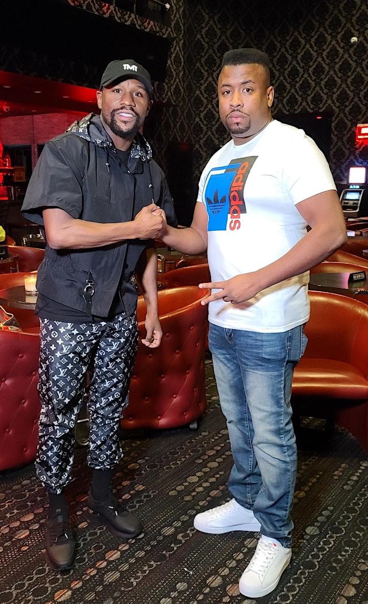 Floyd Mayweather Jr Host Lank The King Meet & Greet in Daytona Beach, FL. image