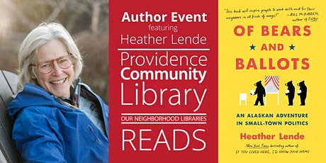 Author Talk with Heather Lende: A PCL READS Virtual Event tickets