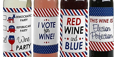 Savoy Wine Class: Washington State Wines to Get You Through Election Night tickets