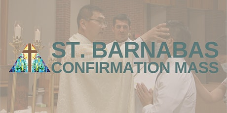 St. Barnabas Confirmation Mass - St. Columba & St. Bede Schools tickets