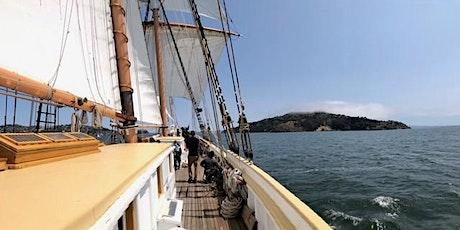 Defending the Bay Veterans Day  Sail aboard brigantine Matthew Turner tickets