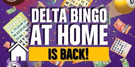 Delta Bingo at Home tickets