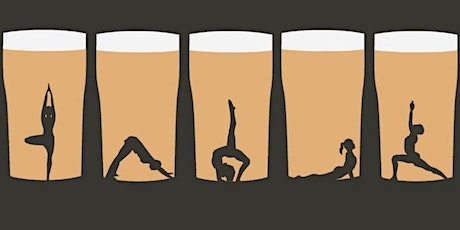 BEER YOGA: 1st & 3rd  Thursdays  in Darwin's Beer Garden tickets