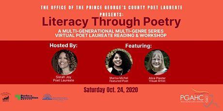 Literacy Through Poetry: October 24th Event tickets