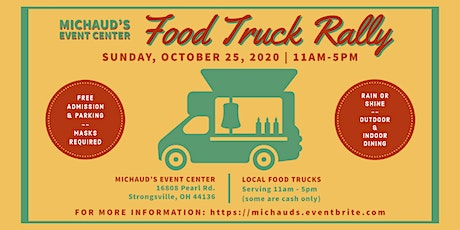 Michaud's Fall Food Truck Rally tickets