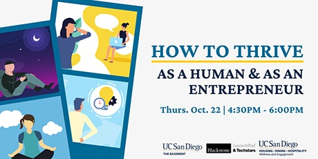 How to Thrive as a Human and an Entrepreneur tickets