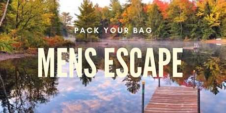 Mens Escape Weekend - Experience Nature & Freedom tickets