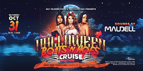 Halloween Boats and Hoes Cruise 2020 tickets