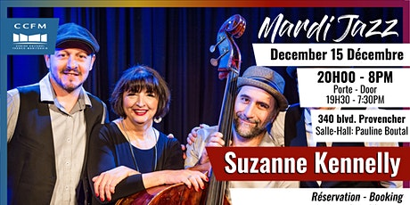 Mardi Jazz - Suzanne Kennelly tickets
