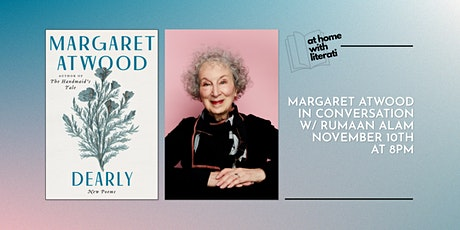 At Home with Literati: Margaret Atwood tickets