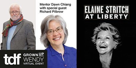 Elaine Stritch - At Liberty with Dawn Chiang and special guest tickets