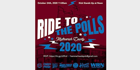 Ride To The Polls - Multnomah County tickets