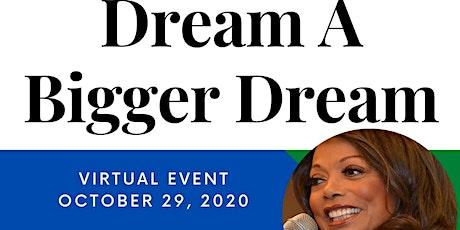 SCORE  8th Annual Women Business Owners Virtual Conf:  Dream A Bigger Dream tickets