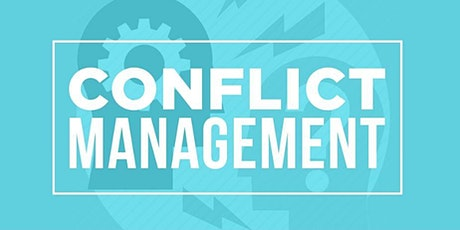 Conflict Management (Virtual Class) tickets