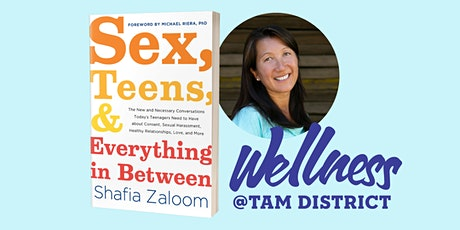 Shafia Zaloom: Teens, Sex, Consent and Healthy Relationships tickets