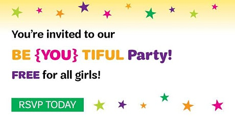 Girl Scouts Louisiana East- You're Invited to a Be-YOU-tiful Party tickets