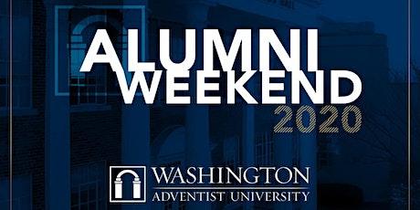Washington Adventist University - VIRTUAL Alumni Weekend 2020 tickets