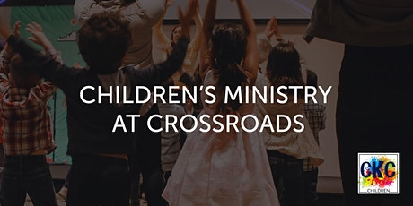 Children's Ministry - CKC tickets