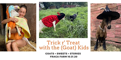 Trick r' Treat with the (Goat) Kids tickets