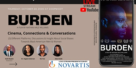 BURDEN | Community Virtual Screening For Global Diversity Awareness Month tickets