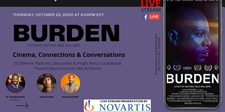 BURDEN | Social Virtual Screening For Global Diversity Awareness Month tickets