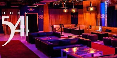 VIP FRIDAYS @ DOOR 54 (ATLANTA'S HOTTEST NEW LOUNGE) tickets