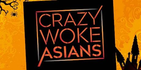 Crazy Woke Asians Halloween Outdoor Socially Distanced Comedy Show in 626! tickets