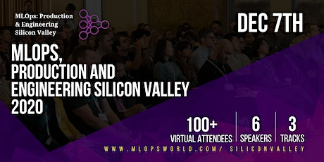MLOps: Production & Engineering  Bay Area tickets