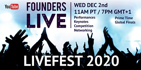 Founders Livefest 2020 tickets