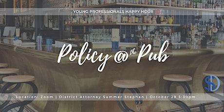 "San Diego Taxpayers Educational Foundation Presents ""Policy @ The Pub"" tickets"