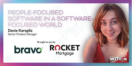 People-Focused Software in a Software-Focused World tickets