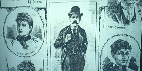 Virtual Lecture: HH Holmes: The True History of the White City Devil tickets