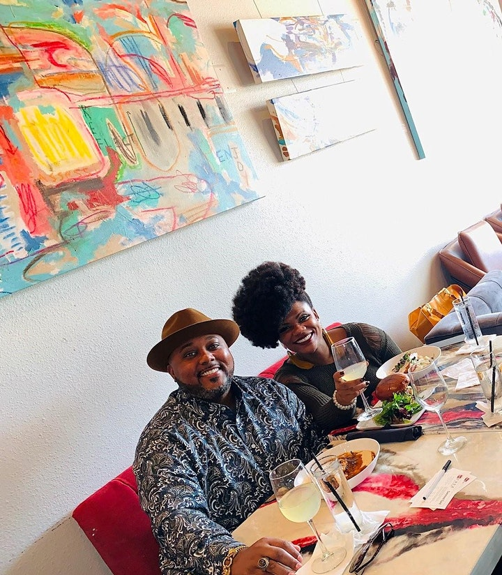 Bae & Brunch w/ The Suttons   Couples Brunch Experience image