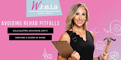 Women's REIA - Avoiding Rehab Pitfalls tickets